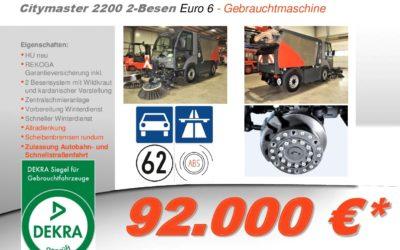 Gebrauchtmaschine Citymaster 2200