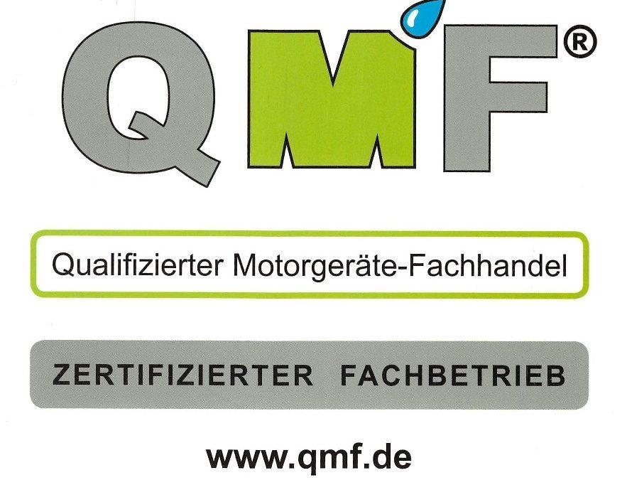 QMF Zertifikat