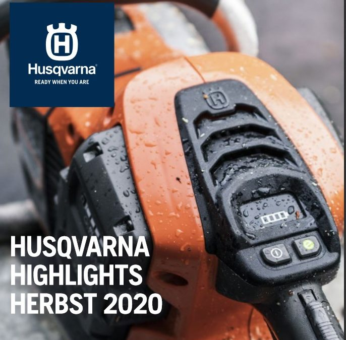 Husqvarna Herbst Highlights 2020