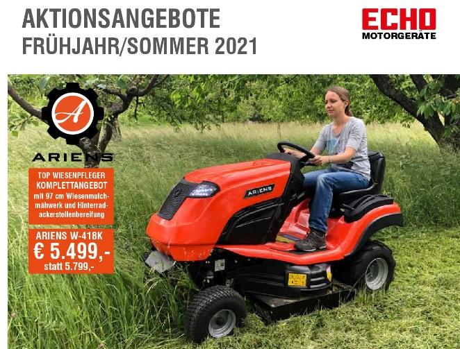 Echo Frühjahr/Sommer 2021