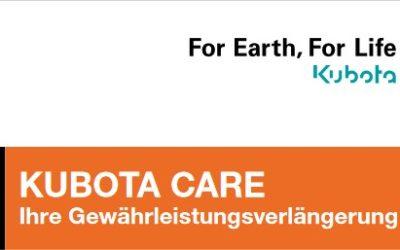 Kubota Care